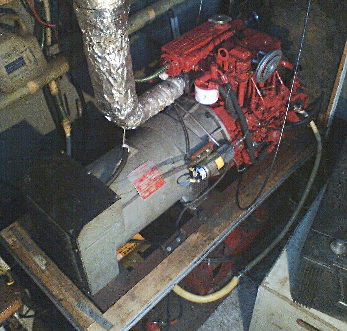 Generator problemen pagina 2 scheepspraet - Kast uur pm ...
